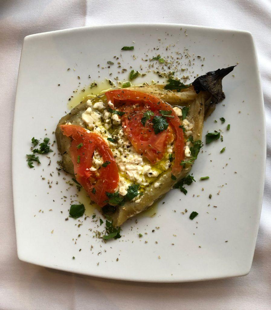 κατσικίσιο τυρί πρόταση σερβιρίσματος